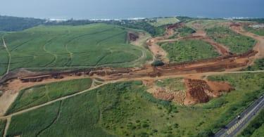 Aerial view Sibaya Tongaat Hullett