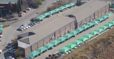 One Highveld, the pilot site for rainwater harvesting.