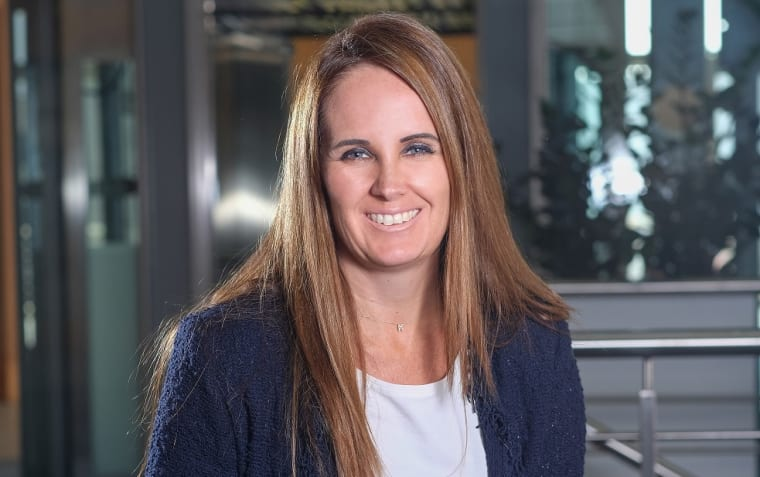 Lauren Turner, Growthpoint Head of Investor Relations.