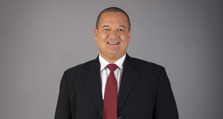 Marius Muller, CEO of Texton Property Fund.