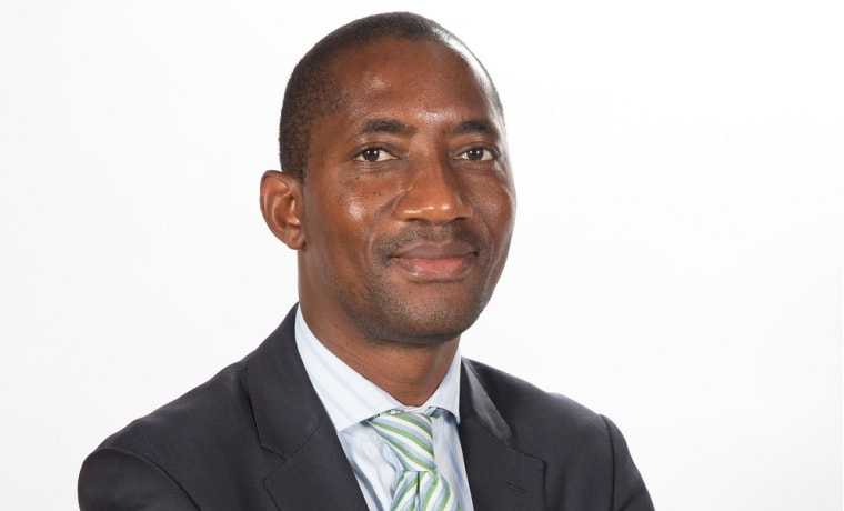 George Muchanya, Growthpoint's Head of Corporate Finance.