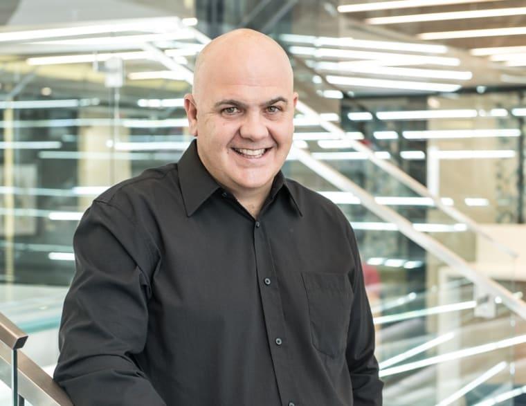 Redefine CEO Andrew Konig.