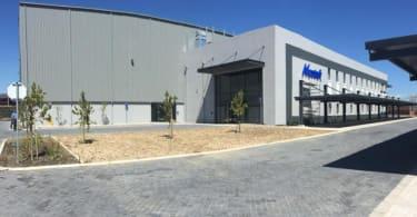 New corporate office premises of Mustek at Atterbury's landmark Richmond Park development.
