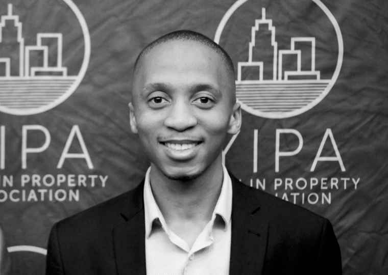 Youth in Property Association chairperson, Monedi Lefakane.