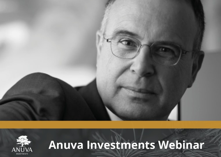 Anuva Investments & Bruce Whitfield