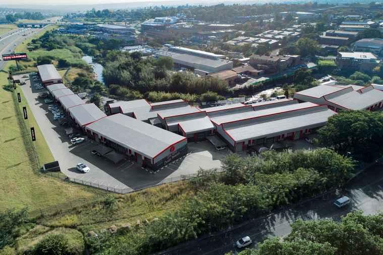 Tungsten Business Park in Randburg.