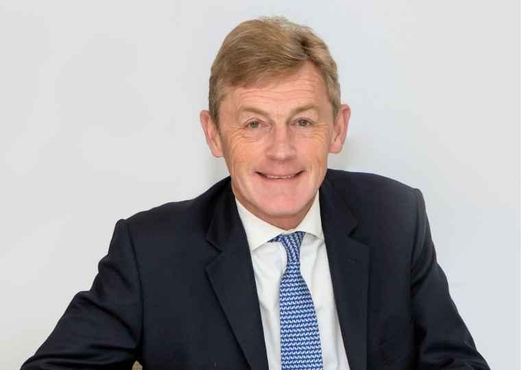 Alistair Elliott, Senior Partner & Group Chairman at Knight Frank