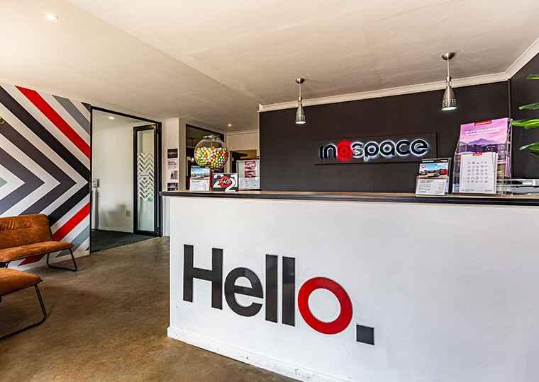 Inospace's Wadeville Works in Johannesburg.