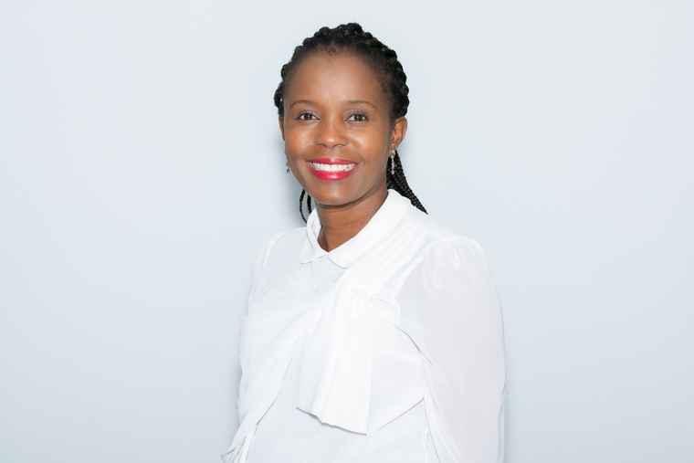 Keabetswe Nkotswe, TUHF portfolio manager.
