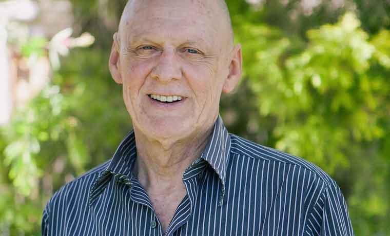 Charles Robertson, CEO Visual International Holdings