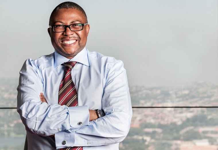 Siyabonga Gama, Group Chief Executive of Transnet.