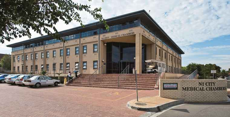 N1 City Medical Chambers in Cape Town.