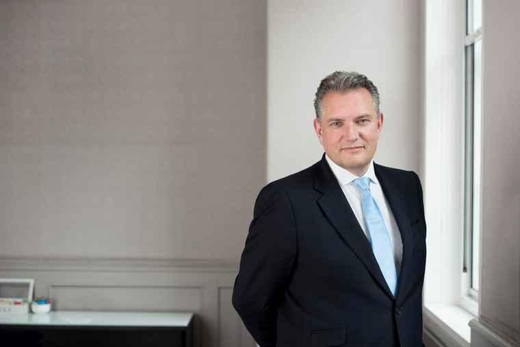 Ian Hawksworth, Chief Executive of Capco.