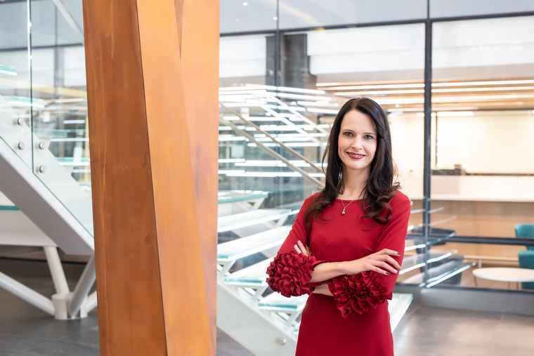 Marijke Coetzee, Head of Marketing and Communications, Redefine Properties.