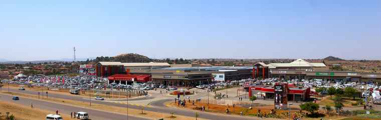 """""""Our customers spoke – we listened and delivered!"""" This strong, apt message was reinforced at the launch of the redevelopment of the 32 000m² Paledi Mall, in Mankweng, rural Limpopo."""