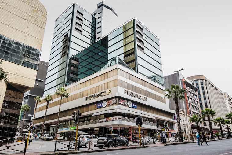 The Pinnacle, Cape Town.