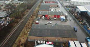 Greenwood Industrial Estate, Shrewsbury,