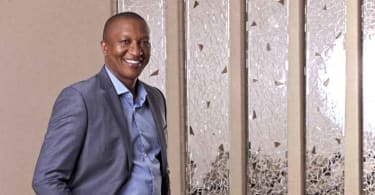 Founder and Executive Deputy Chairman of Rebosis,, Sisa Ngebulana.
