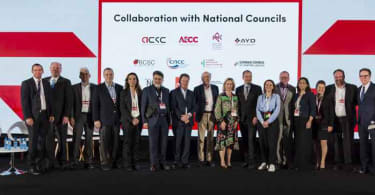 The International Council of Shopping Centres.