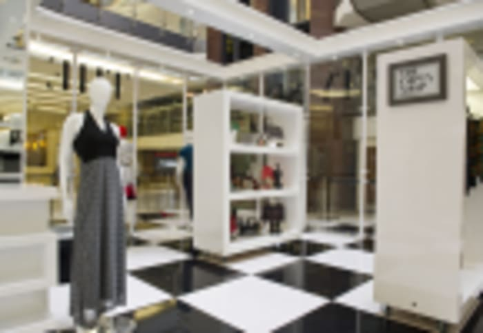 The Empty Shop, Sandton City