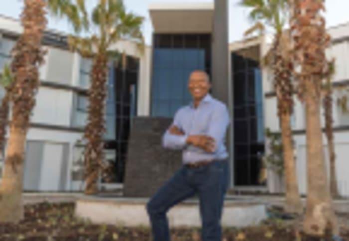 Billion Group founder Sisa Ngebulana.