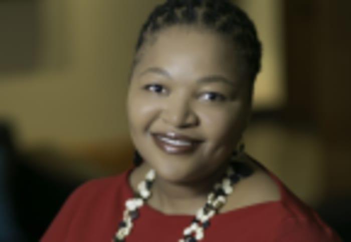 Nomzamo Radebe, CEO of JHI - part of Cushman & Wakefield Excellerate.
