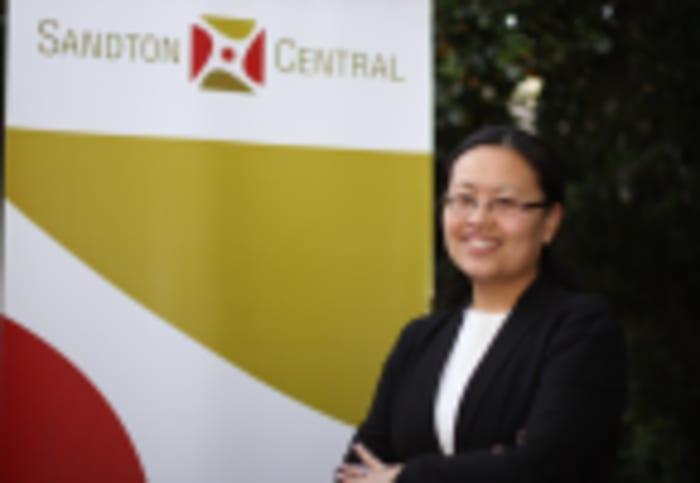 Elaine Jack, City Improvement District Manager of Sandton Central Management District (SCMD).