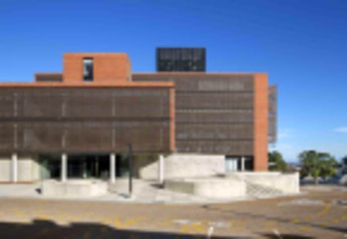 The Karl Bremer Hospital administration building, Corobrik
