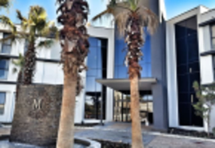 The new luxury Mayfair Hotel in Mthatha.