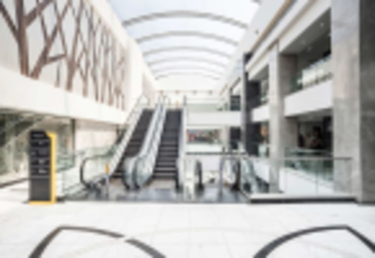 An inside look at Redefine's newly refurbished Benmore Centre in Sandton.