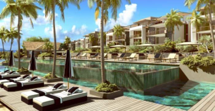 St Antoine Pool View Mauritius