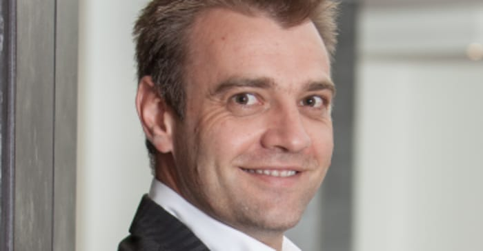 Pieter Scholtz, Chief Financial Officer of Acsion Limited.