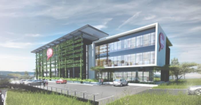 Emira Pizza Hut KFC Building