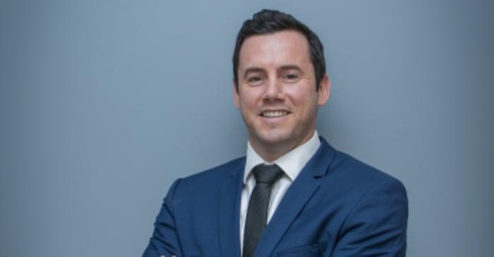John Jack, Head of Knight Frank Corporate Real Estate.