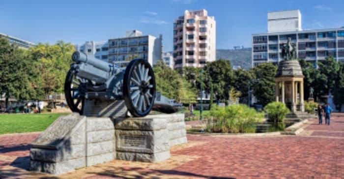 The Company Gardens Cape Town