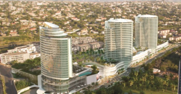 Oceans Hotel Apartments Umhlanga