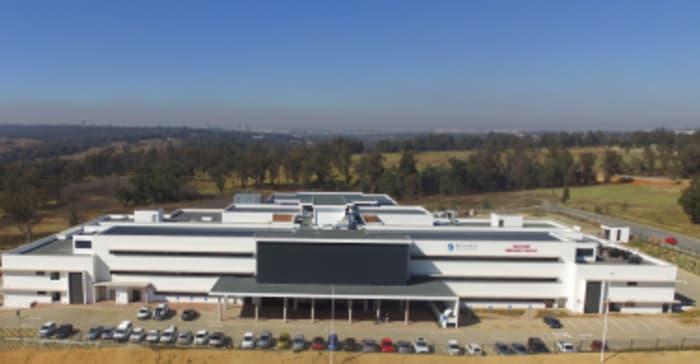 Busamed Private Hospital Modderfontein New City