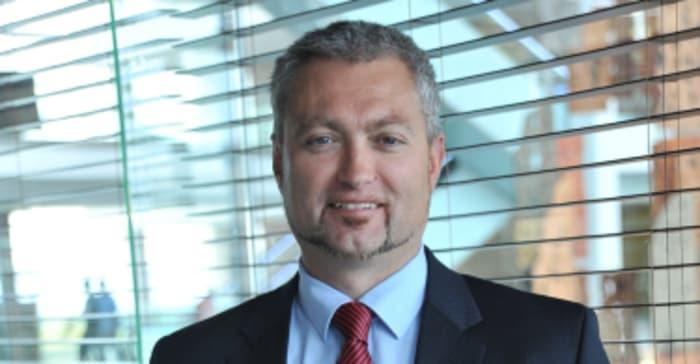 Gerhard Zeelie, Head, Real Estate Finance, Africa regions for Standard Bank.