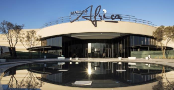 Mall of Africa, Atterbury's award winning development.