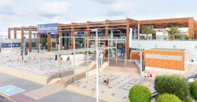 Habaneras Shopping Centre , Spain.