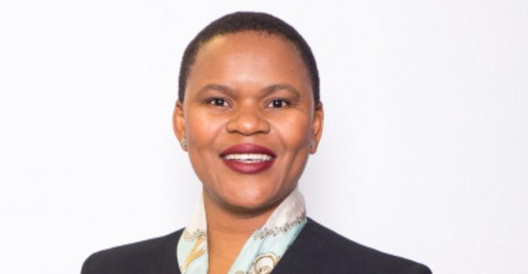 Amanda Dambuza.