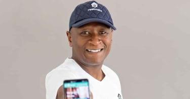 Lucas Tsholofelo Mohaswa, founder of Reslocate,