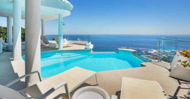 A R75 million property in Bantry Bay, Cape Town.