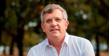 WCPDF chairperson, Deon van Zyl