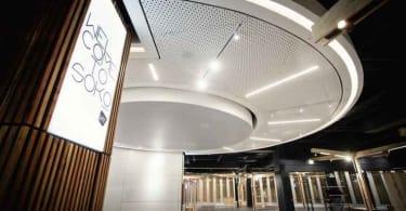 The SOKO District at Rosebank Mall.