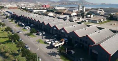 Inospace's Island Studios in Paarden Eiland, Cape Town.