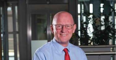 Gerald Völkel, Financial Director of Growthpoint Properties.