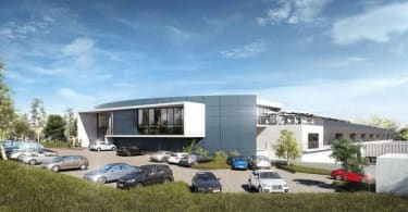 The new cold storage facility owned and occupied by SA Fruit Terminals will be the first major development at Atlantic Hills to break ground.
