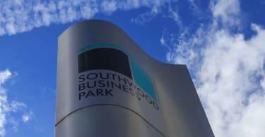 Southwood Business Park, Hampshire.