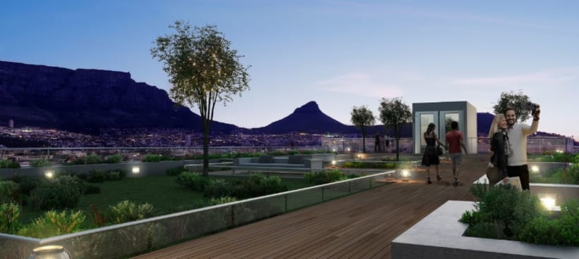 Harbour Arch mixed-use precinct, Cape Town